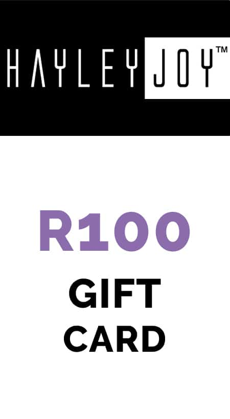 Hayley Joy Gift Card R100