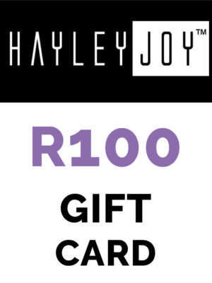 Hayley Joy R100 Gift Card