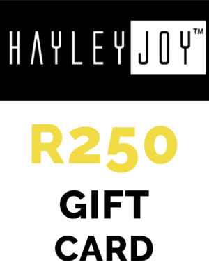 Hayley Joy R250 Gift Card