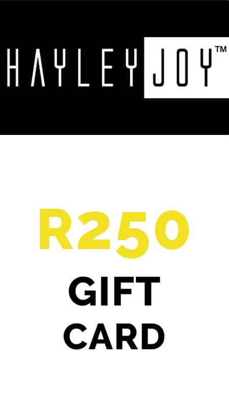 R250 Hayley Joy Gift Card