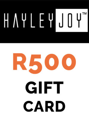 Hayley Joy R500 Gift Card