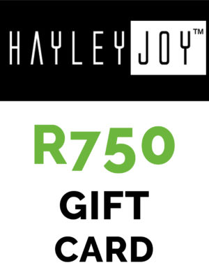 Hayley Joy R750 Gift Card