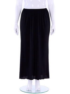 Hayley Joy Full Length plain A-Line skirt