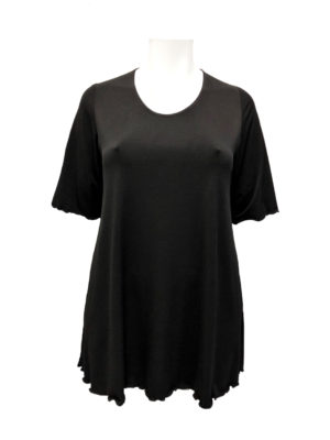 Hayley Joy Miracle Shape Top / Black