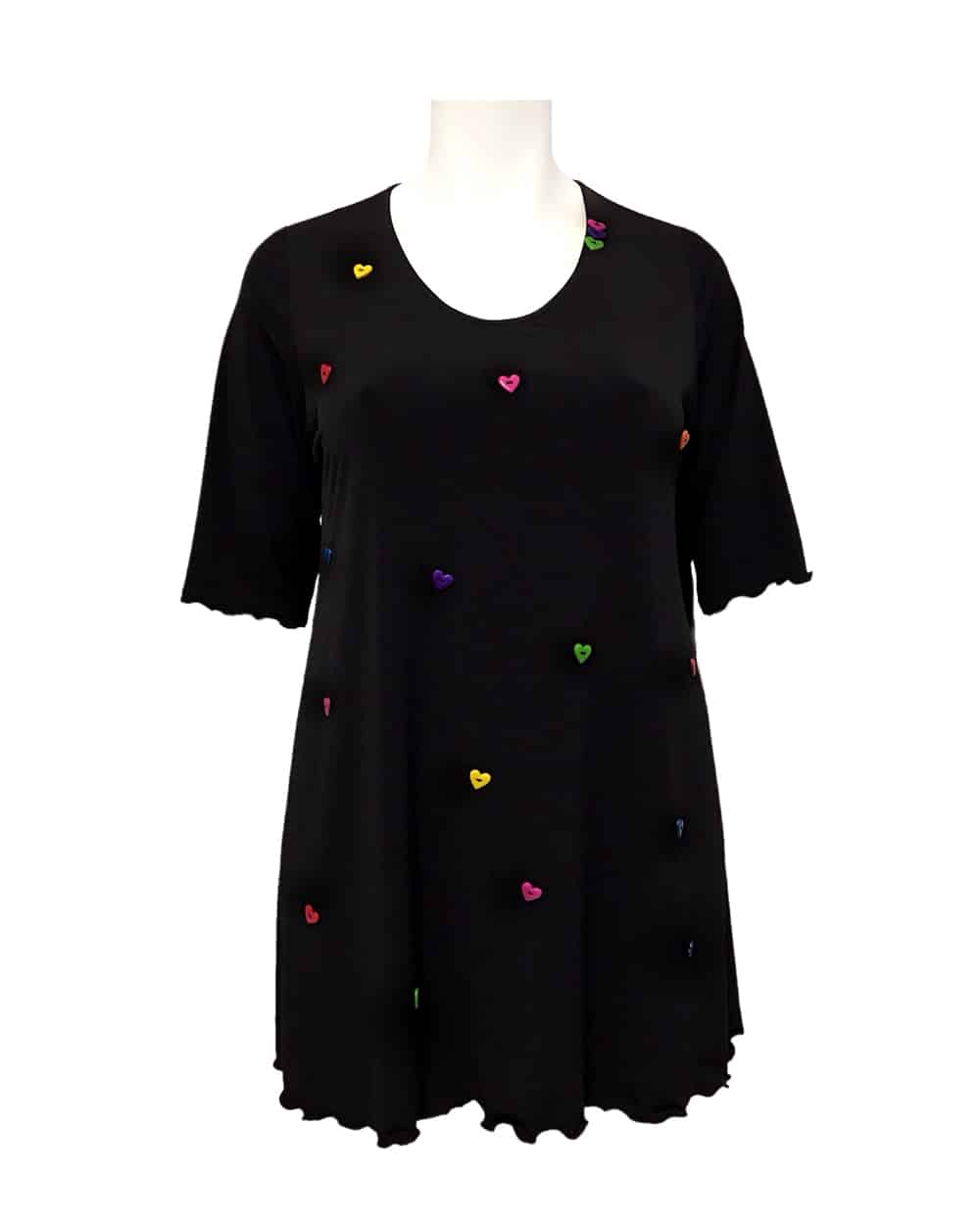 Hayley-Joy-Miracle-Top-Heart-Button-Detail-Multi-Colour-1000