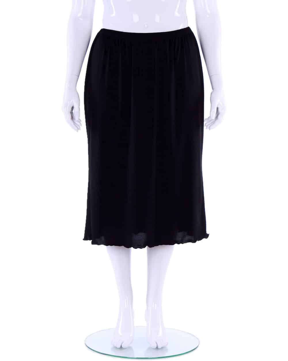 Mid-Calf-Plain-A-Line-Skirt-_-Black-1000