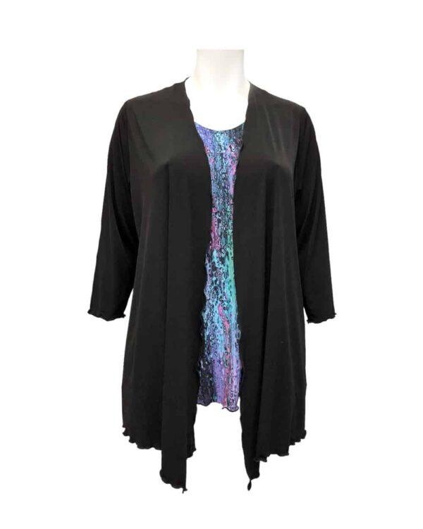 Hayley Joy Miracle Point Jacket / Black
