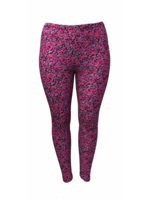 Hayley Joy Activewear Leggings / Pretty In Pink